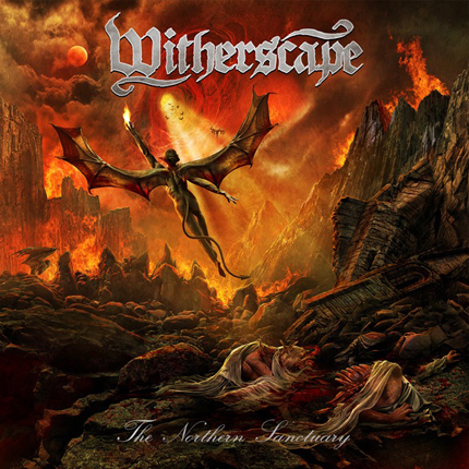WITHERSCAPE The Northern Sanctuary  Vinyl/CD/Digital